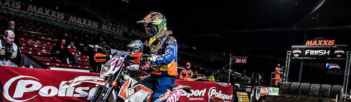 MAXXIS FIM SUPER ENDURO PRAGUE