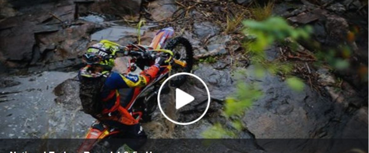 Brother Leader Tread KTM at the Umzumbe Double Header National Enduro